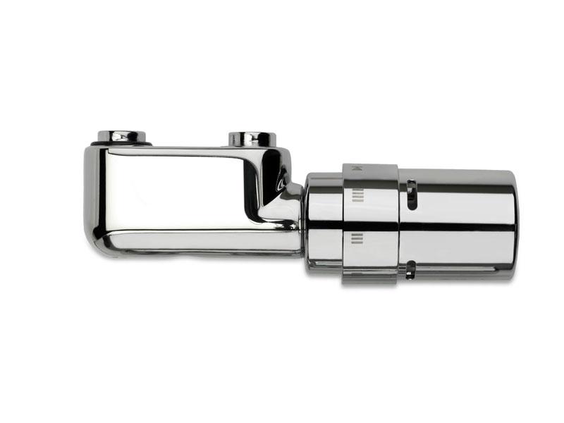 MM Design-Ventilgarnitur Wandanschluss - weiß