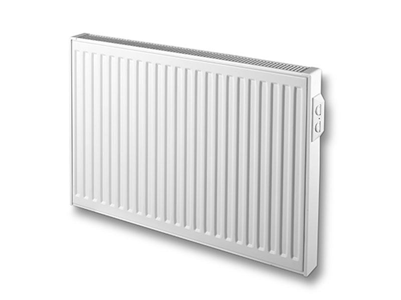 E-Panel RIB - 600 x 500 - kolor biały